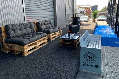Padelbase Werne (Padelcourt Lounge)