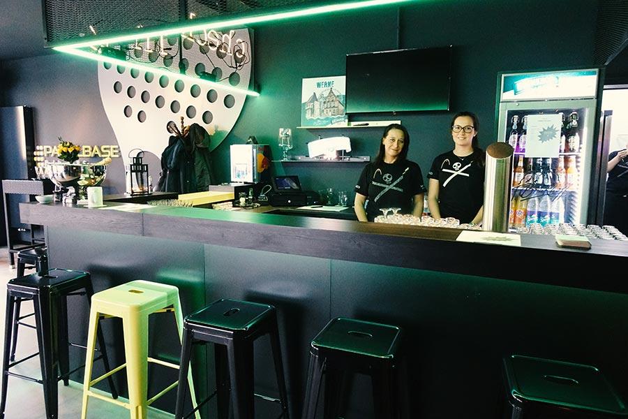 Padelbase Werne Sportsbar (Theke)